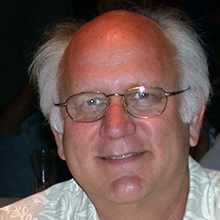David B. Anderson, candidate for Legacy Recognition