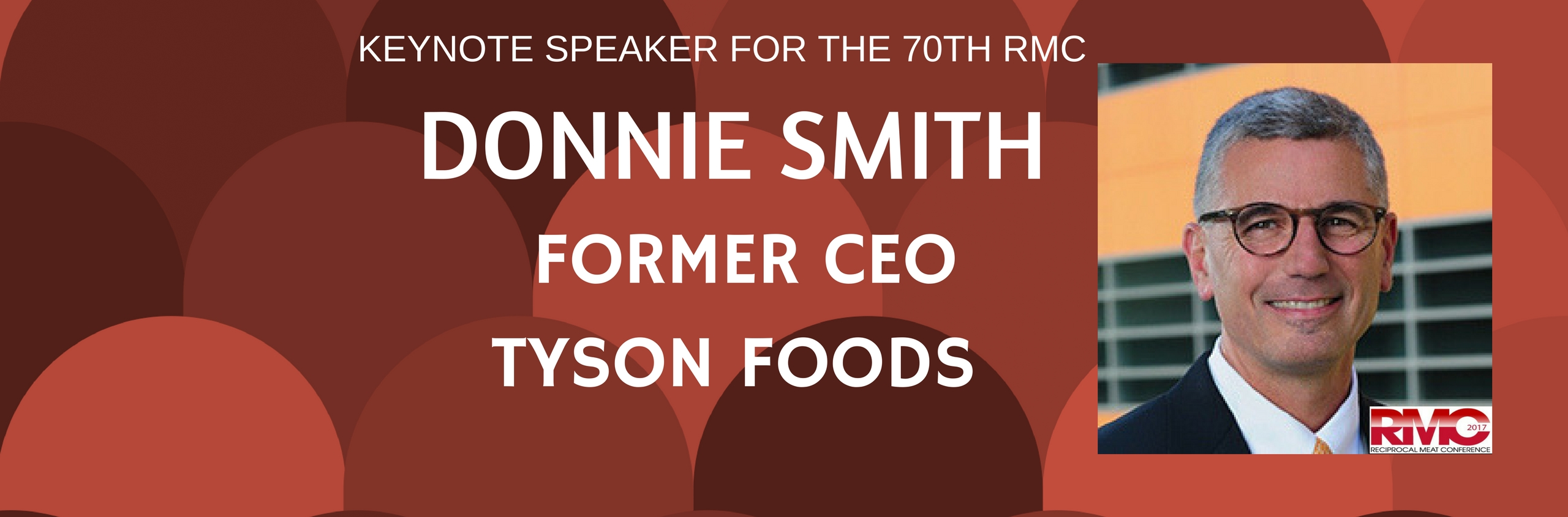 Keynote Speaker Announced For RMC!