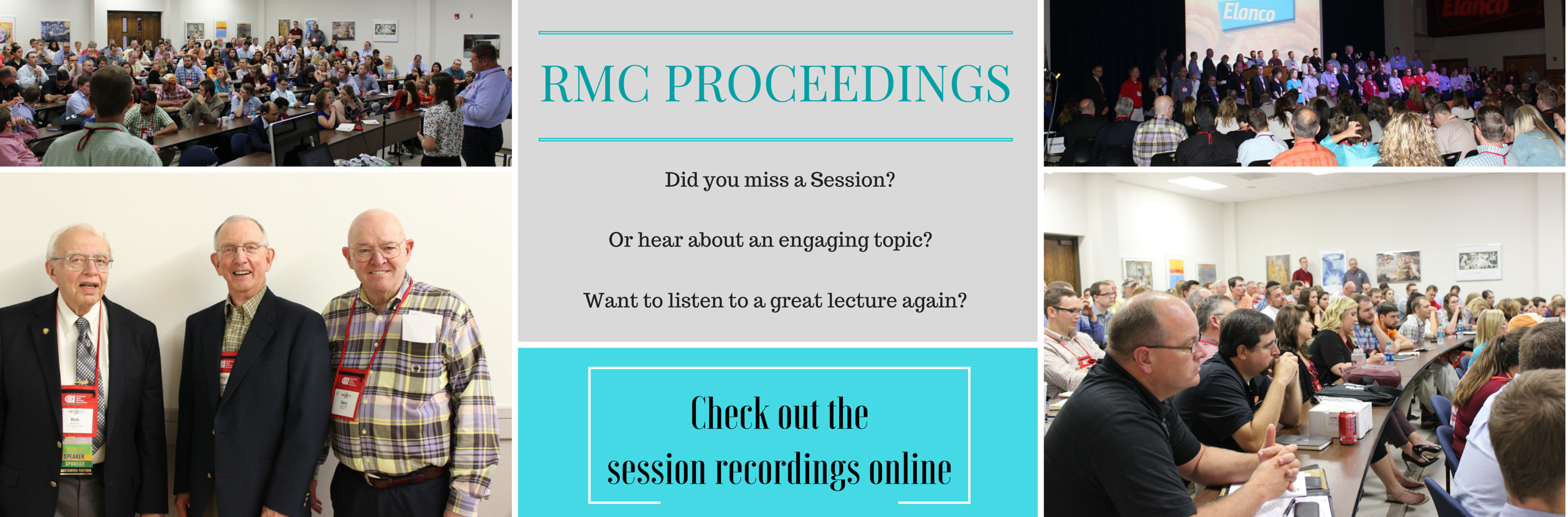 Check out the 2016 RMC Proceedings Today!