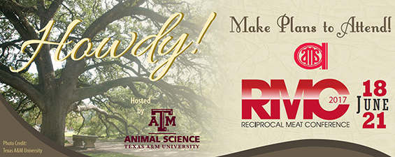 Registration for the Premier Meat Science Conference of the Summer is Open