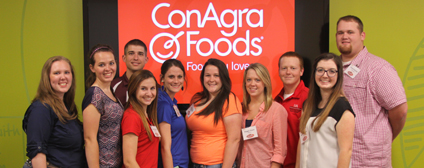 Culinary Creativity at ConAgra Foods in Omaha, Nebraska