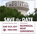 AMSA 70th Reciprocal Meat Conference ~