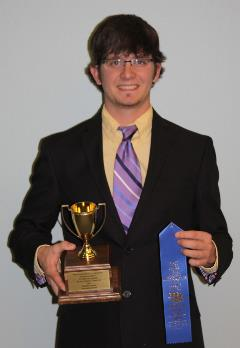 2011 American Royal Carson Mitchell