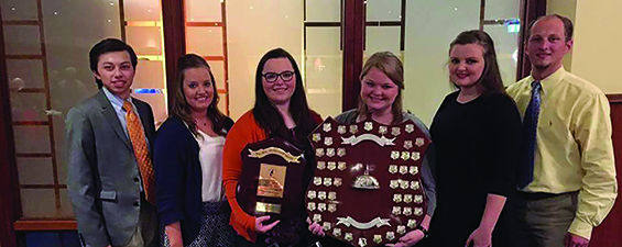 Oklahoma State University Wins Top Honors at Australian Intercollegiate Meat Judging Contest