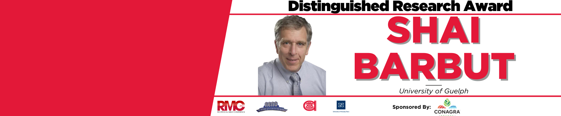 2021 Distinguished Researcher