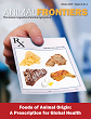 'ANIMAL FOODS AS A PRESCRIPTION FOR GLOBAL HEALTH' FEATURED IN ANIMAL FRONTIERS JOURNAL