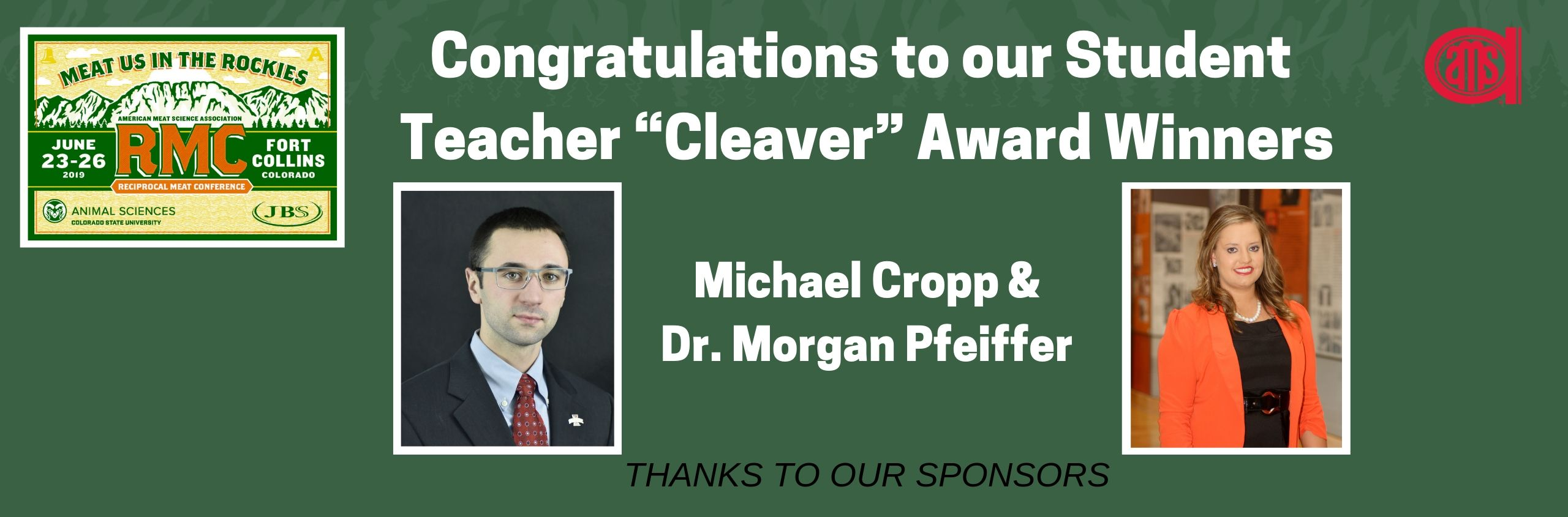 Cleaver Award Winners