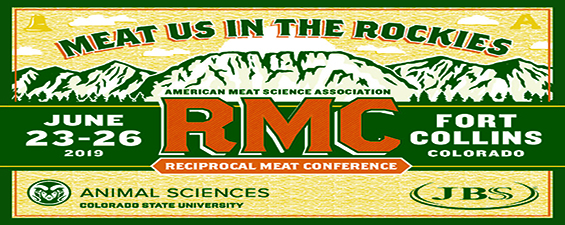 Colorado State University and JBS USA Food Company to host the Premier Meat Science Conference