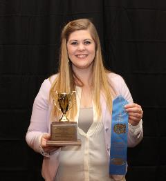 2013 International High Individual Christy Woerner